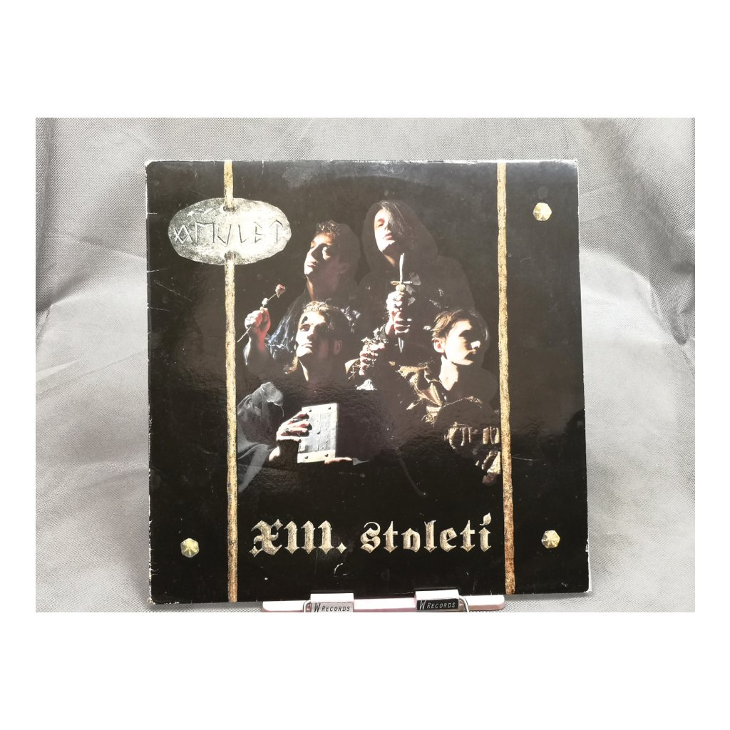 XIII. Století – Amulet LP