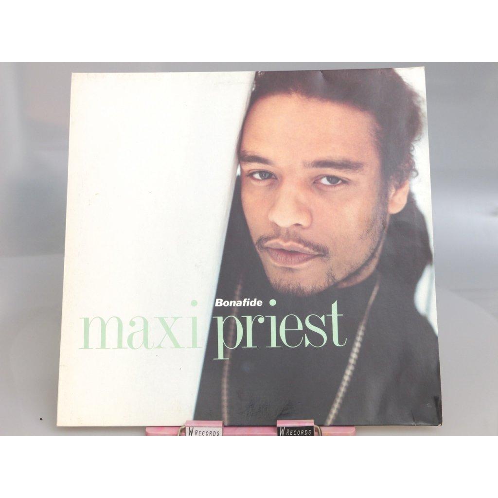Maxi Priest – Bonafide