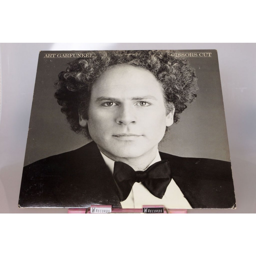 Art Garfunkel - Scissor's Cut LP