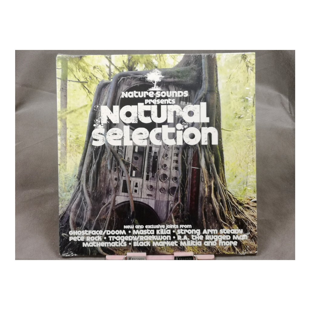 Various Artists ‎– Nature Sounds Presents Natural Selection