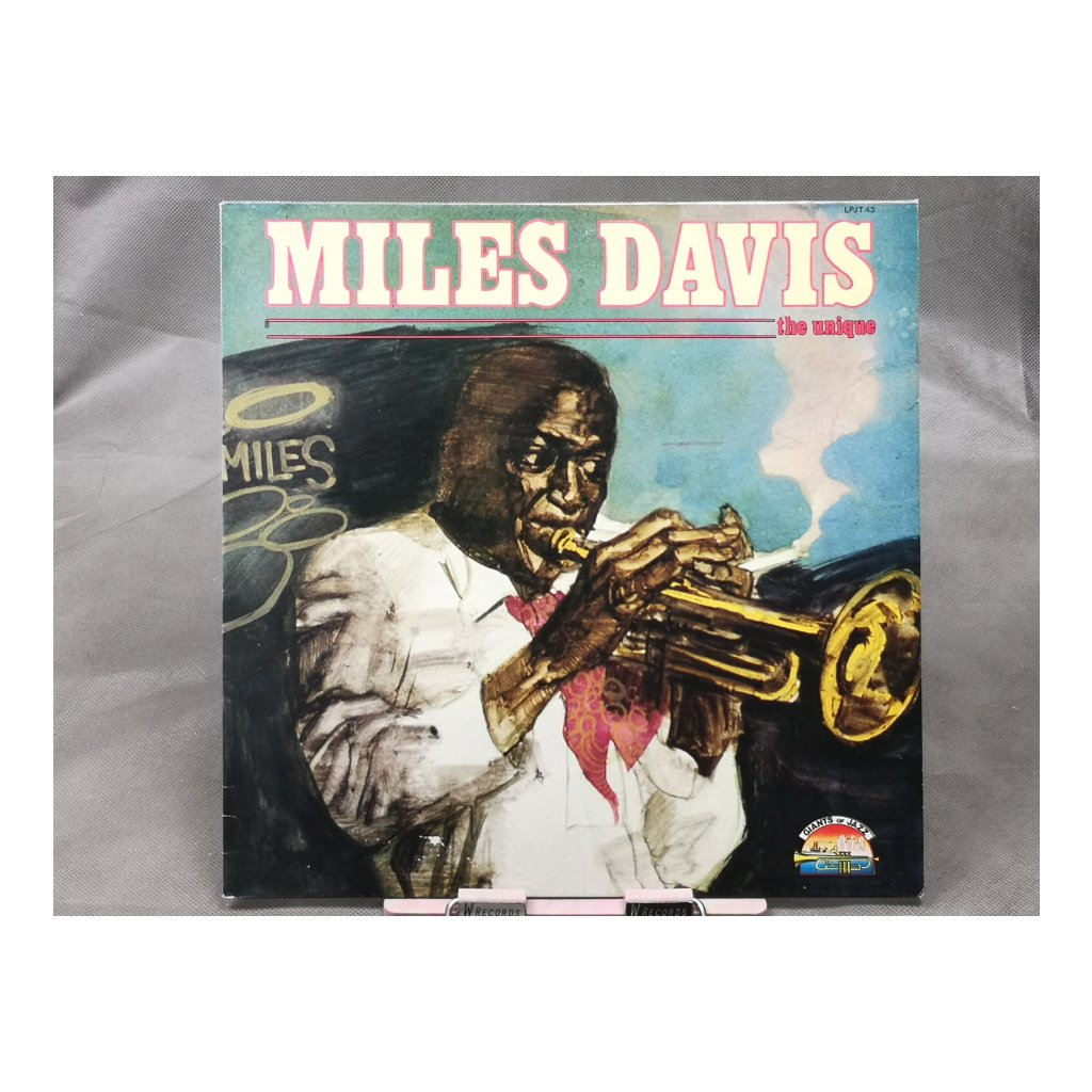 Miles Davis ‎– The Unique - Vol. 2