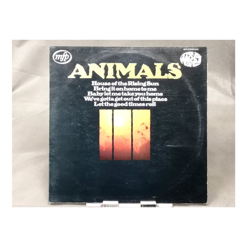 The Animals - The Most Of LP