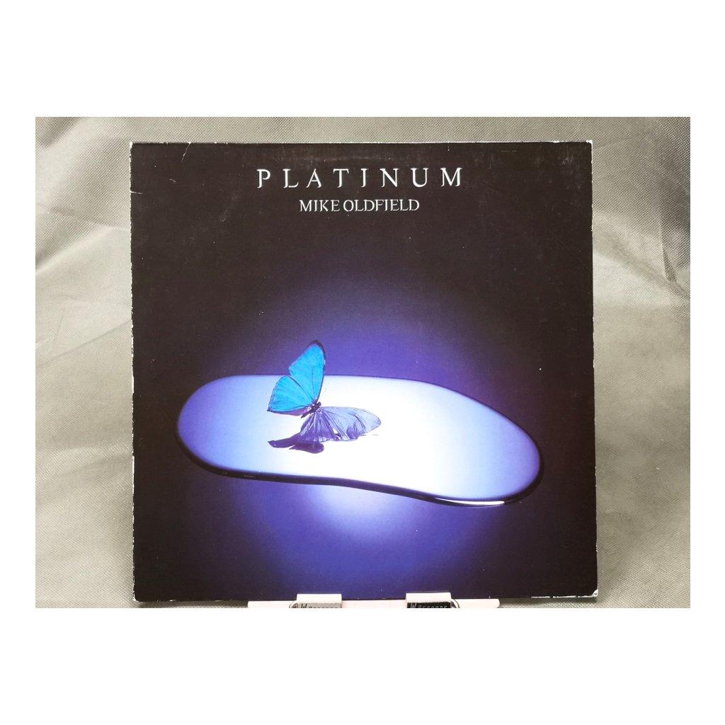 Mike Oldfield – Platinum LP