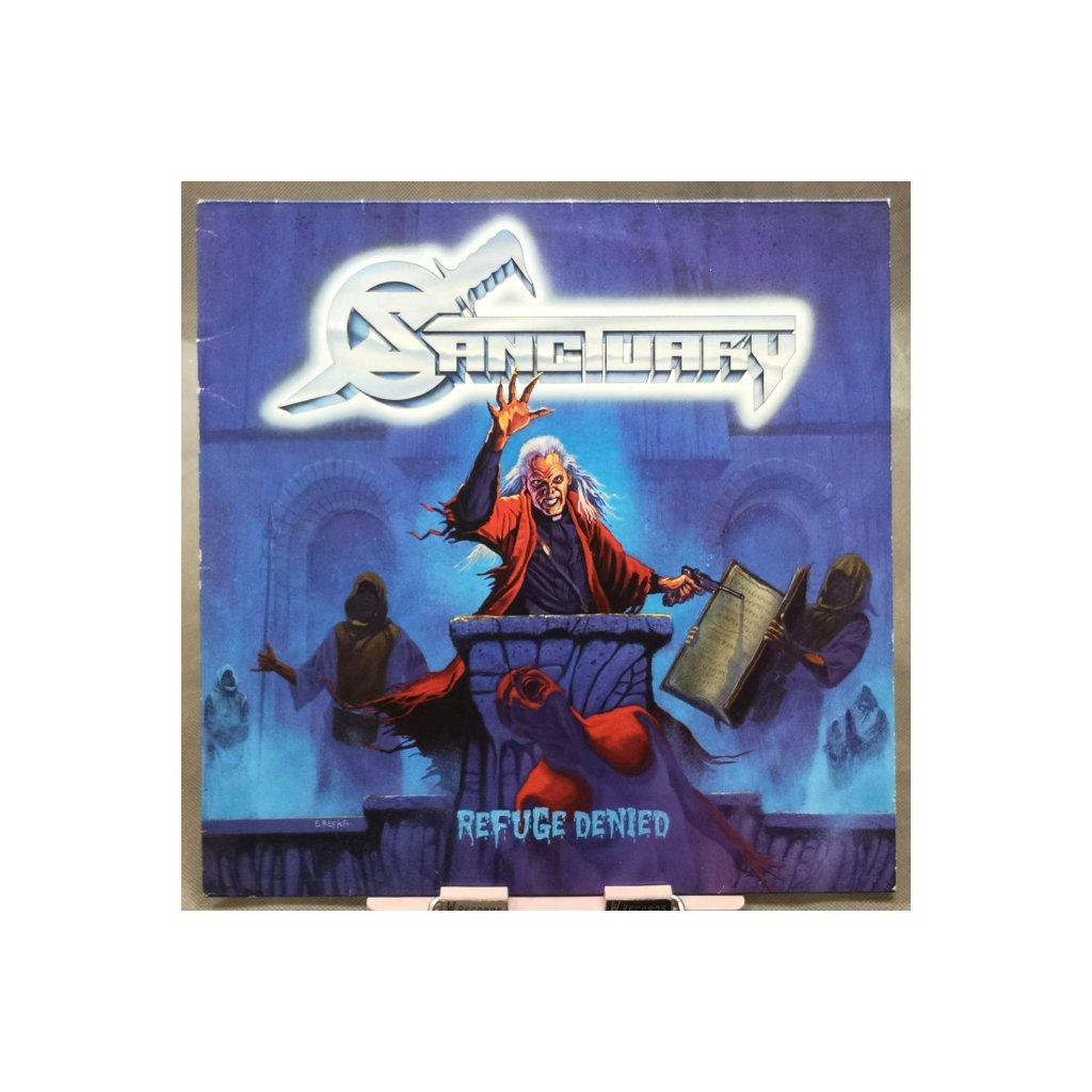 Sanctuary – Refuge Denied LP