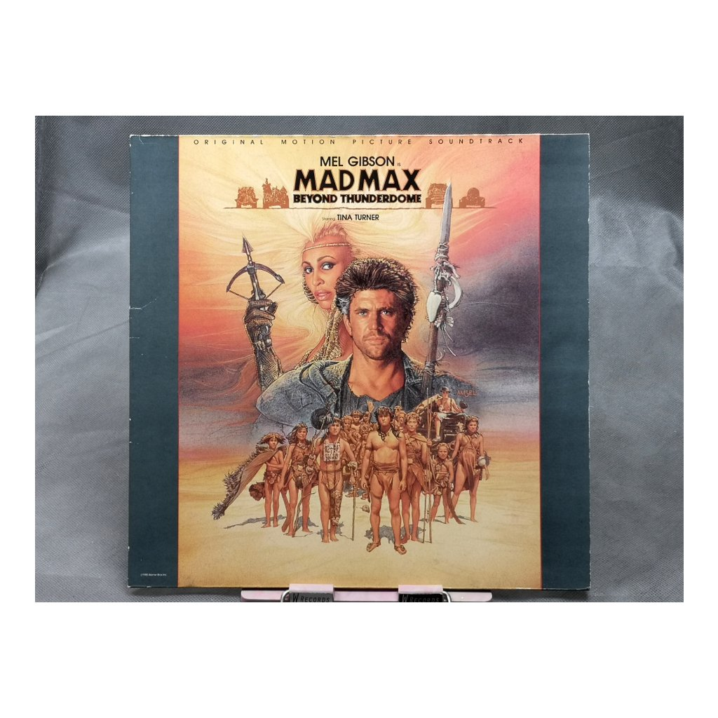 Various Artists – Mad Max - Beyond Thunderdome OST LP