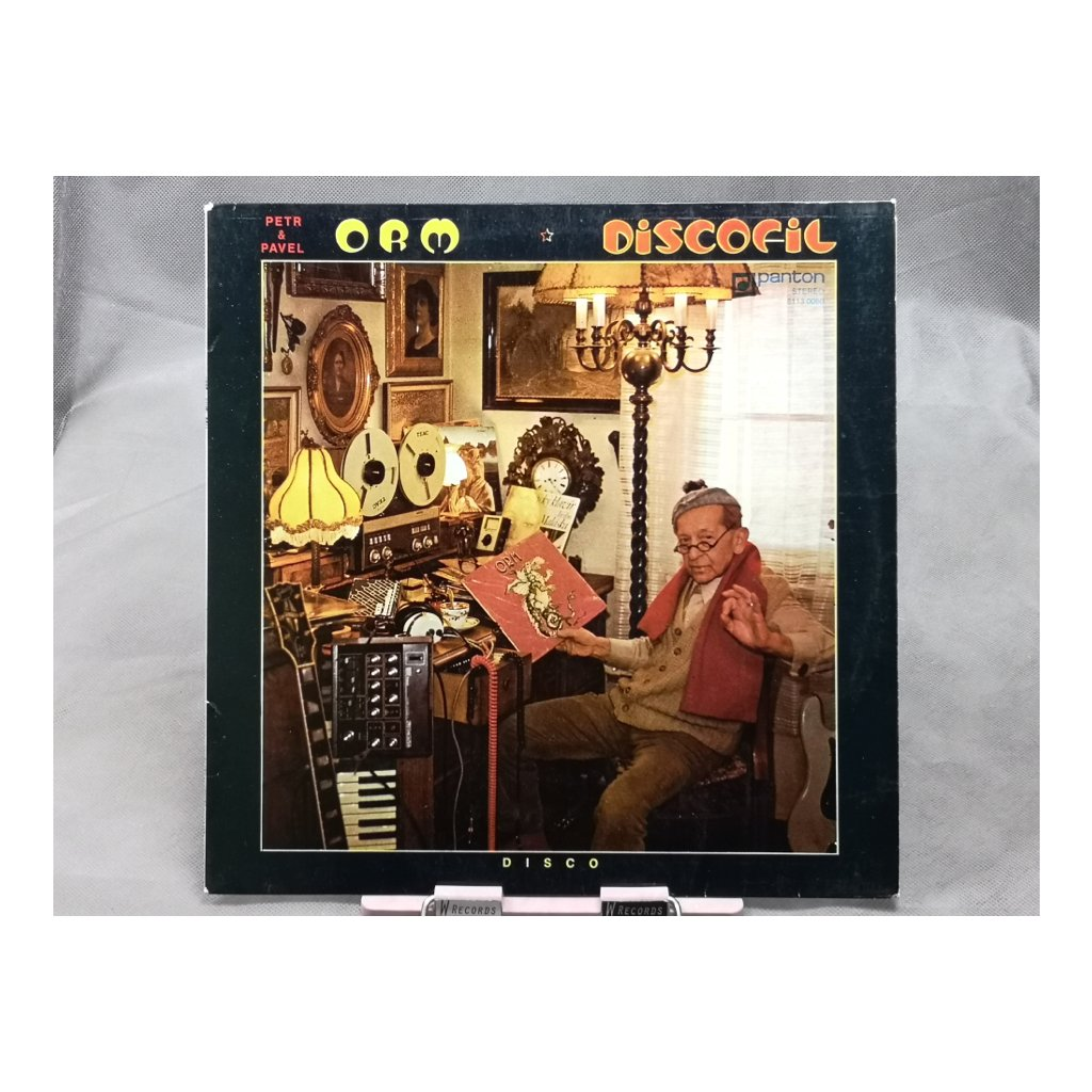 Petr & Pavel ORM – Discofil
