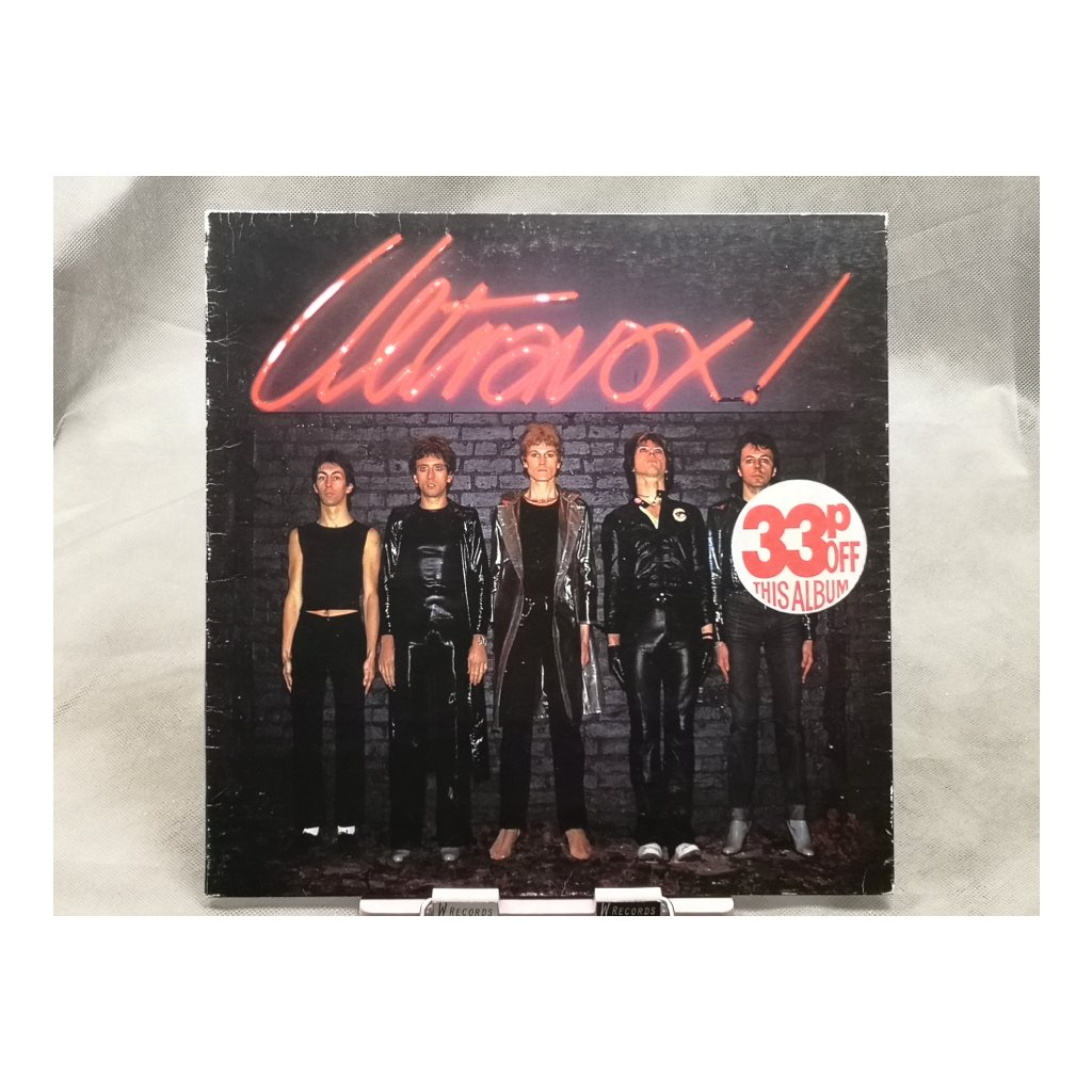 Ultravox! – Ultravox! LP