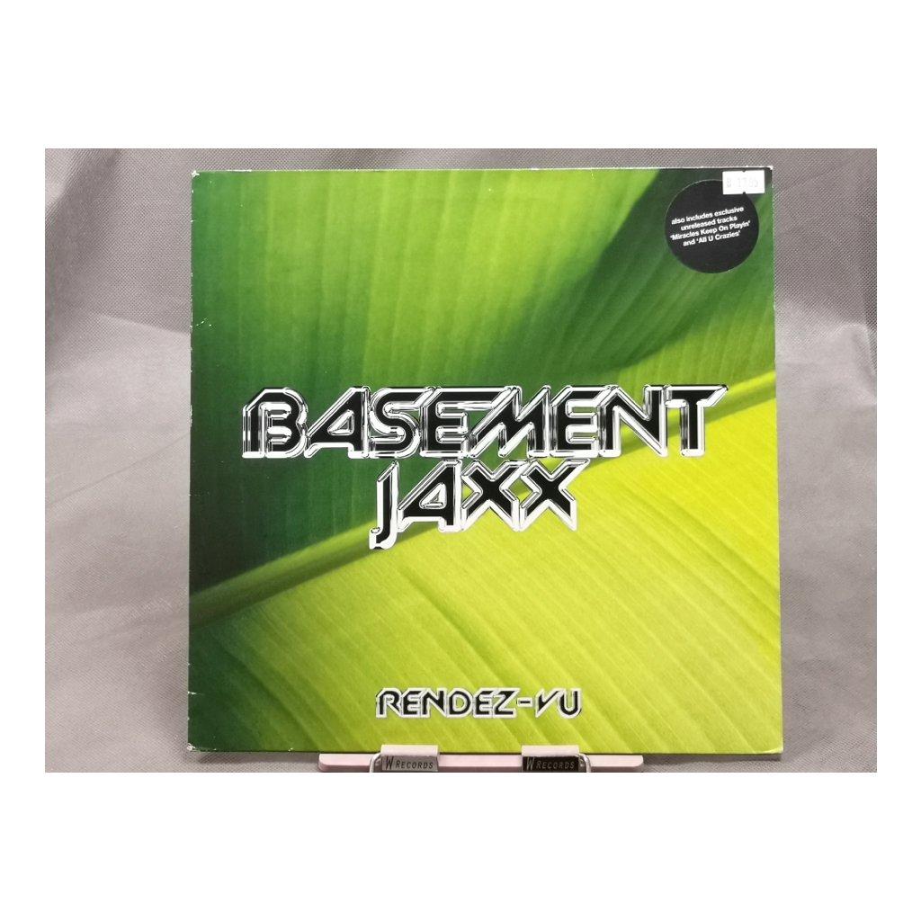 """Basement Jaxx – Rendez-Vu 12"""""""