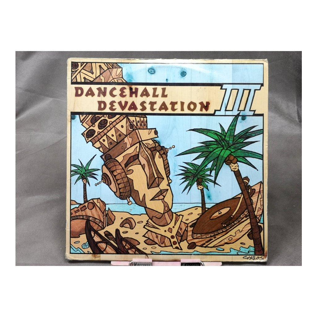 Various Artists – X-Mix Dancehall Devastation Vol. 03