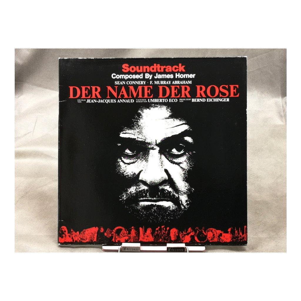 James Horner – Der Name Der Rose Soundtrack