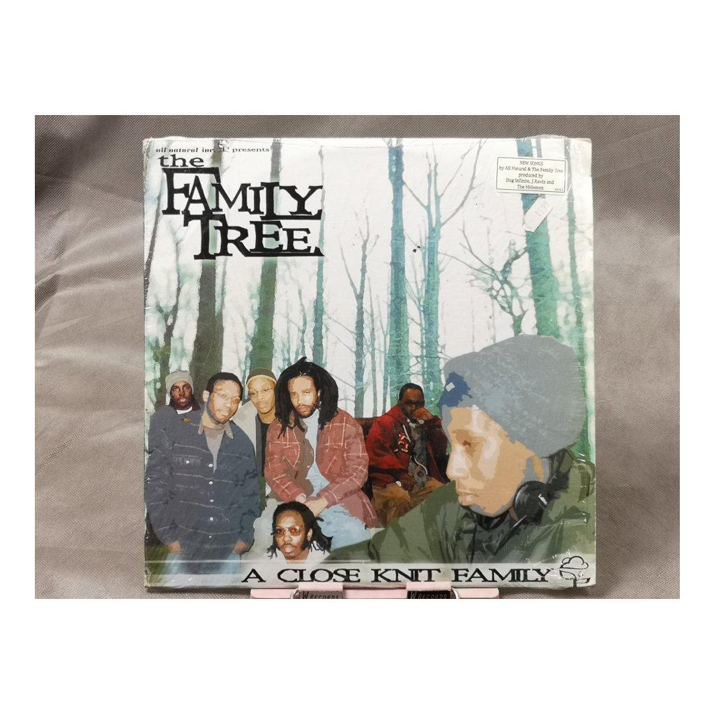 The Family Tree – A Close Knit Family