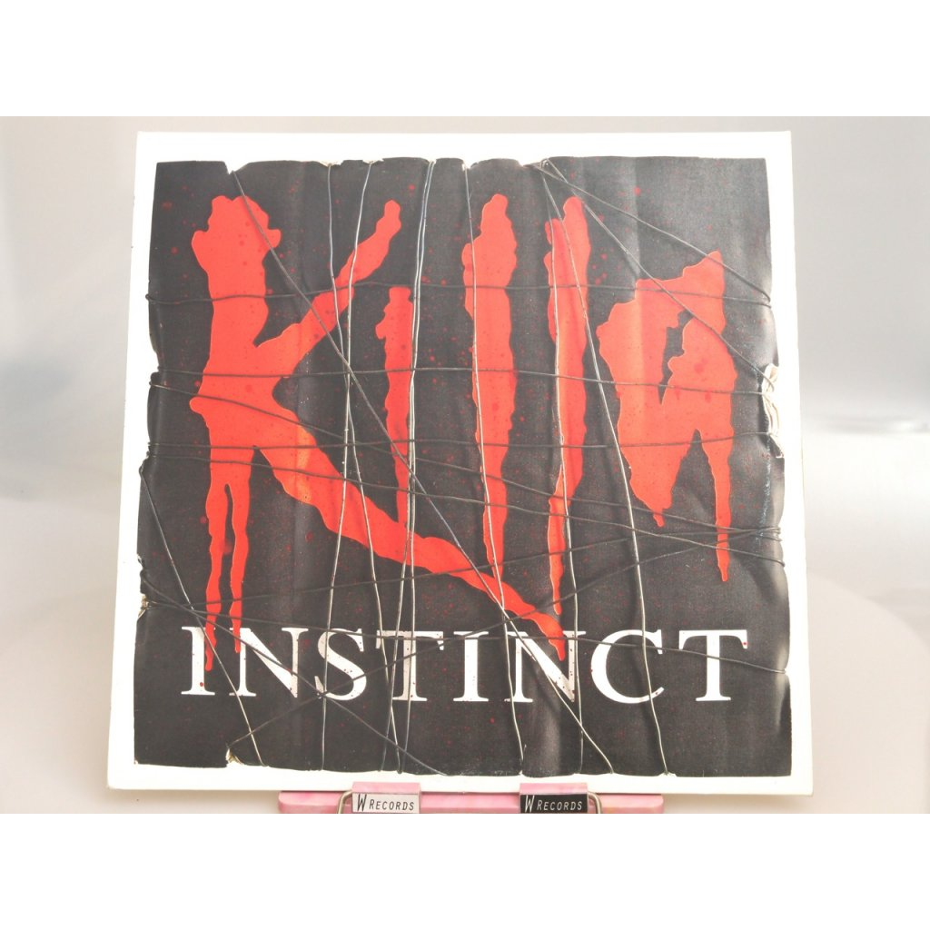 Killa Instinct – Inhuman Monster