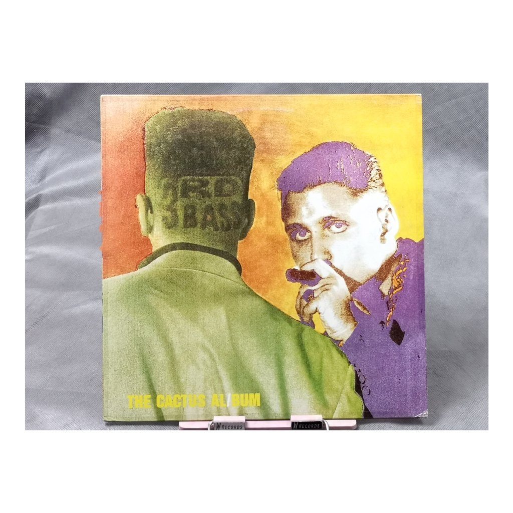 3rd Bass ‎– The Cactus Al/Bum (The Cactus Album)