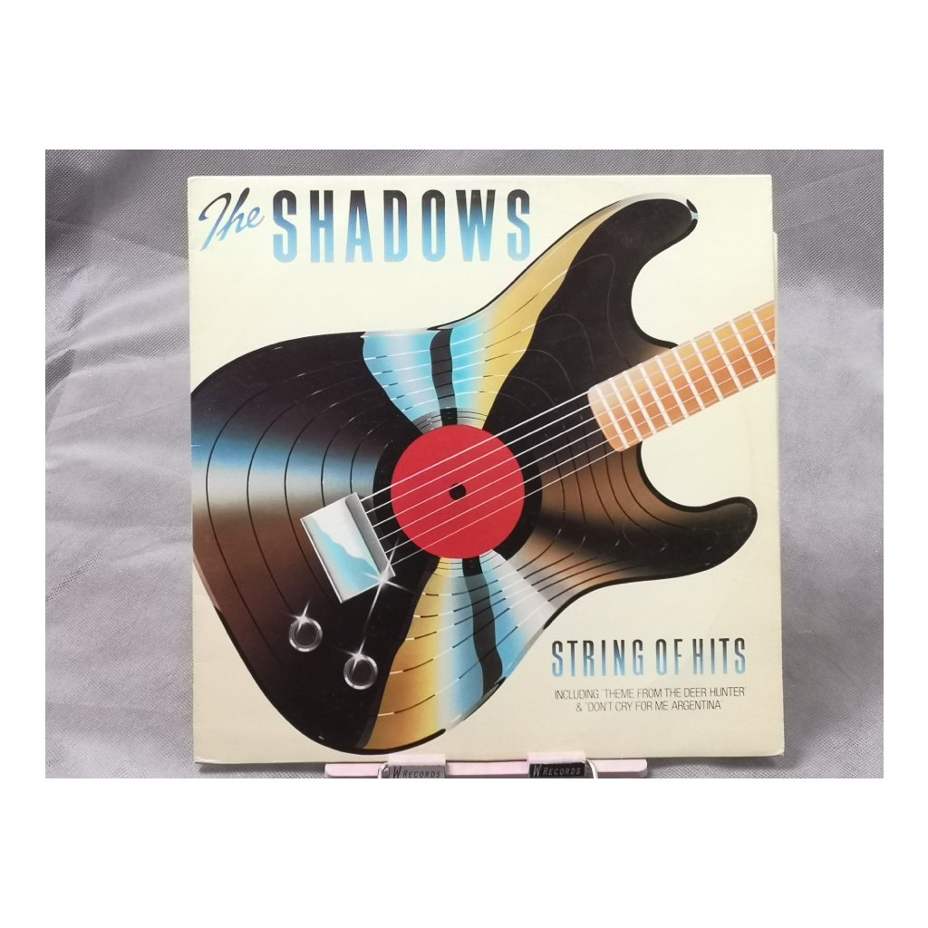 The Shadows ‎– String Of Hits