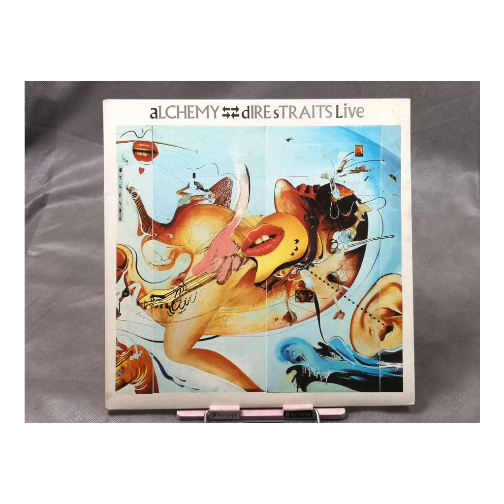 Dire Straits - Alchemy - Dire Straits Live!