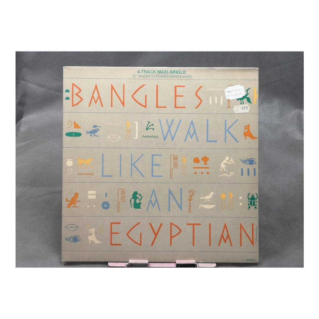 Bangles – Walk Like An Egyptian