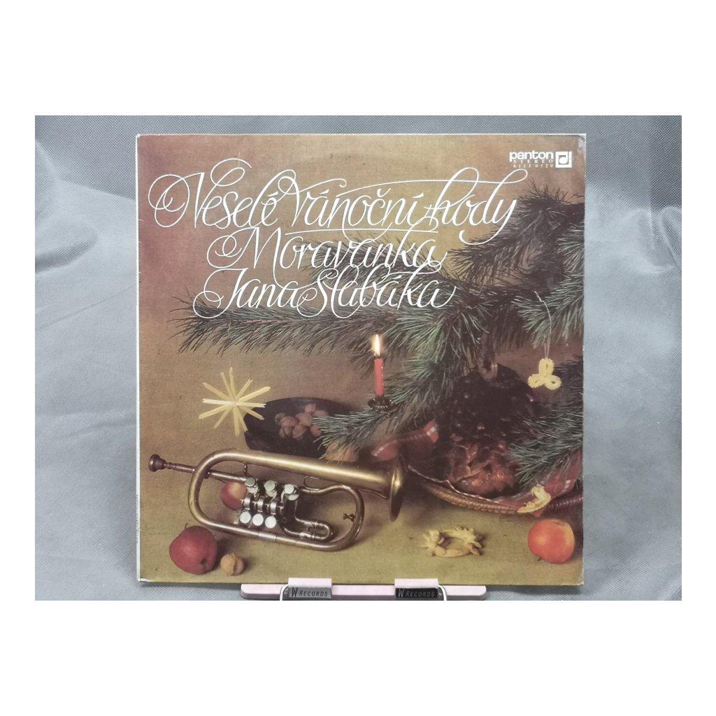 Moravanka Jana Slabáka – Veselé Vánoční Hody