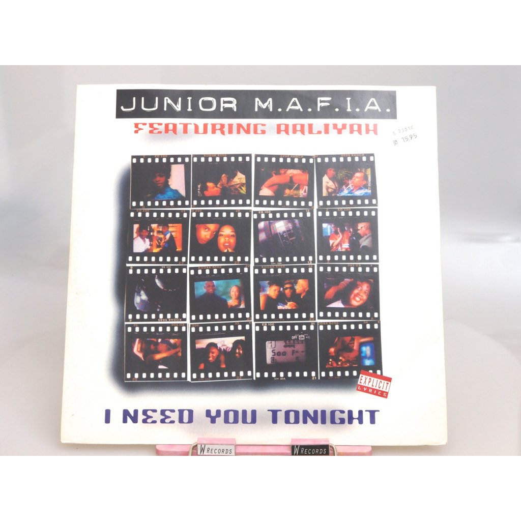 Junior M.A.F.I.A. Featuring Aaliyah – I Need You Tonight