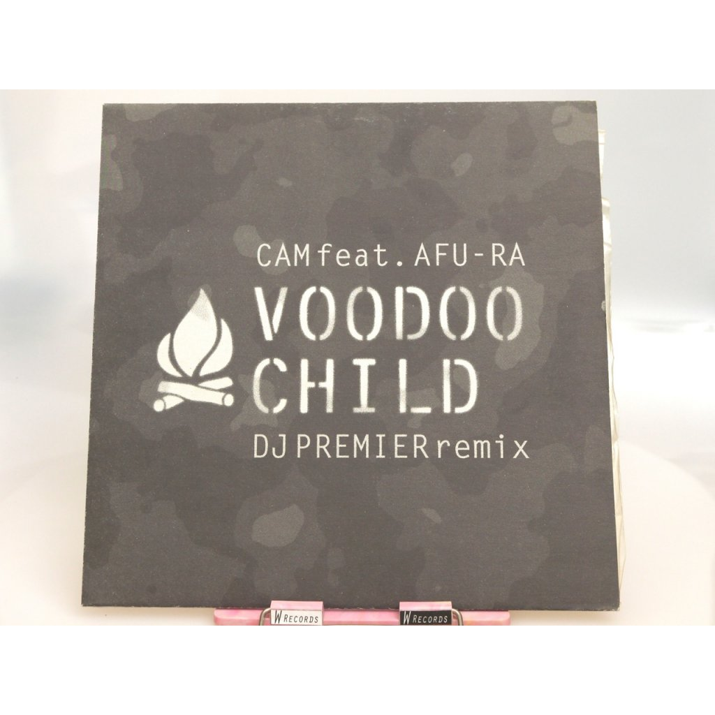 Cam Feat. Afu-Ra – Voodoo Child (DJ Premier Remix)