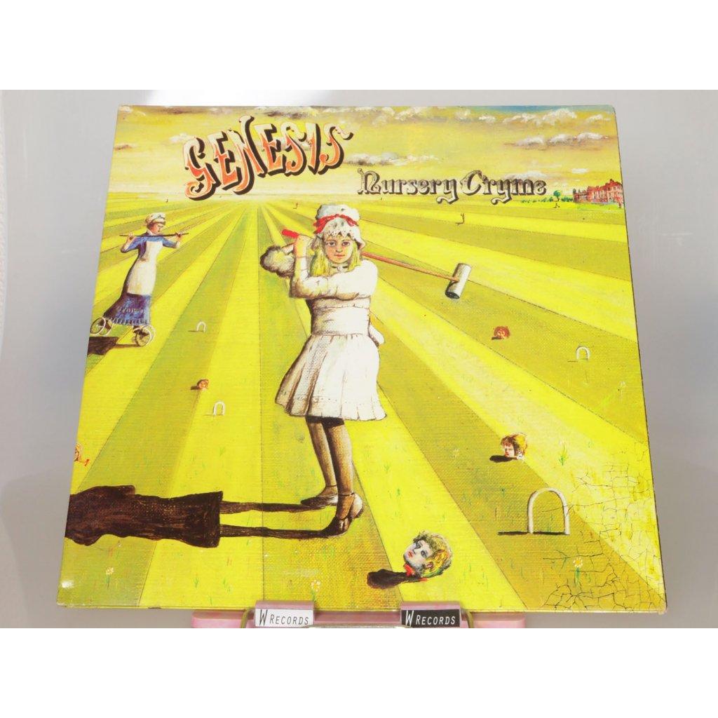 Genesis - Nursery Cryme LP