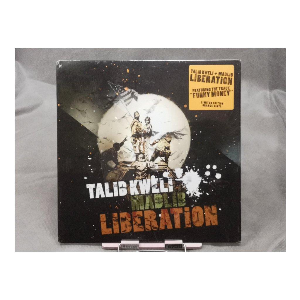 Talib Kweli & Madlib – Liberation