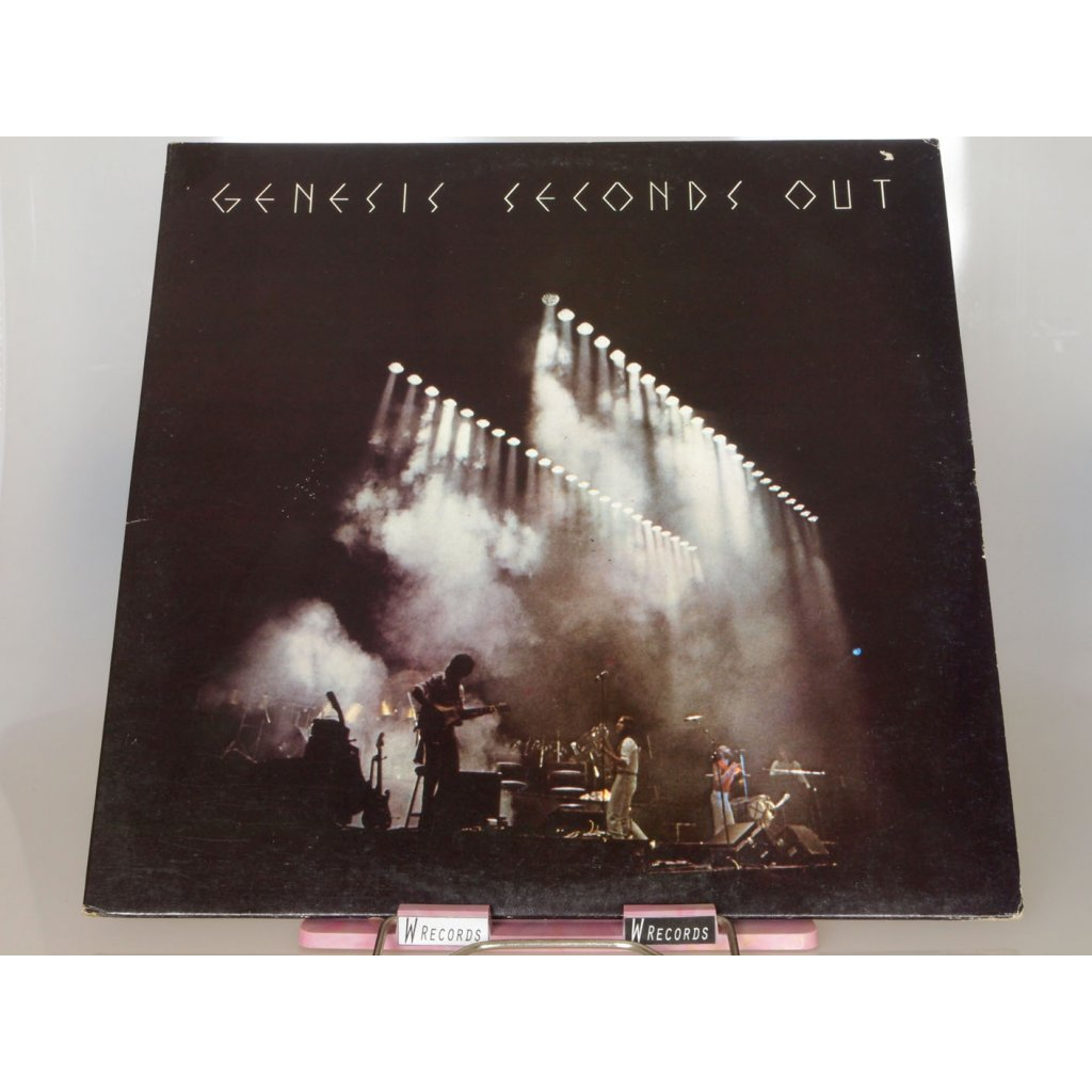 Genesis - Seconds Out