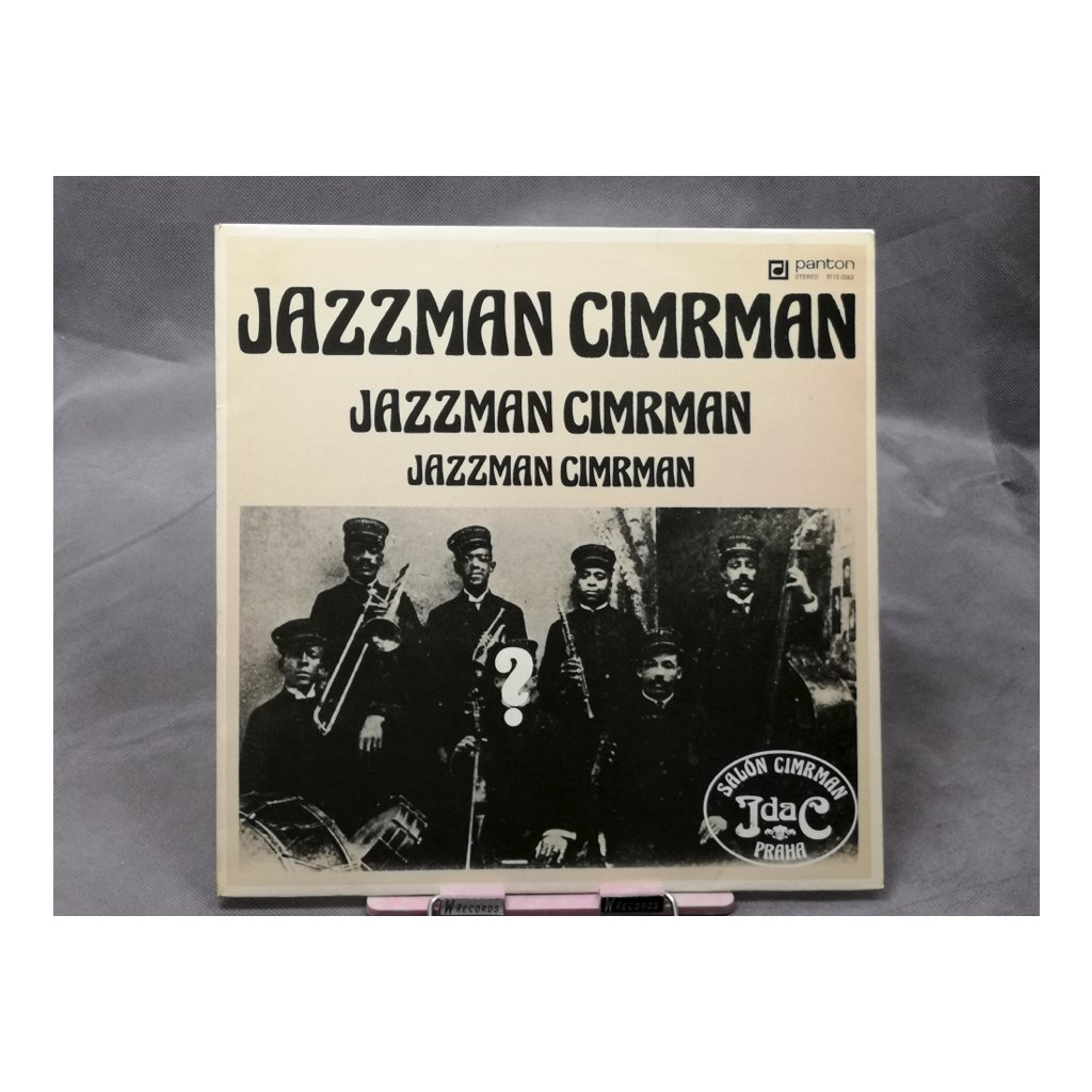 Salón Cimrman – Jazzman Cimrman