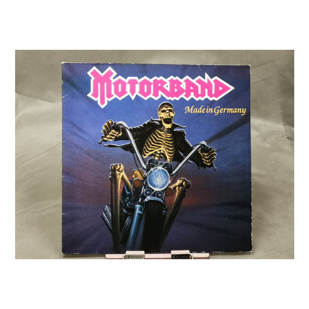 Motorband – Made In Germany