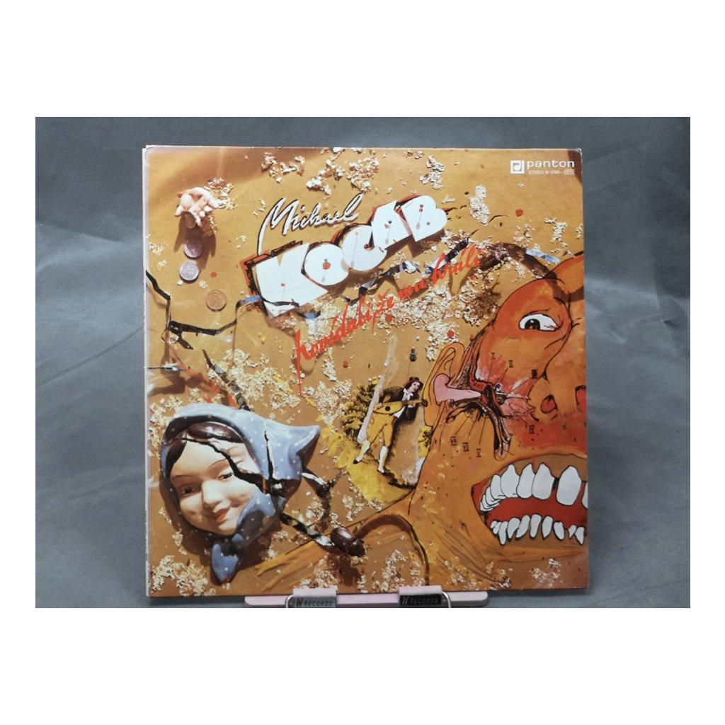 Michael Kocáb - Povídali, že mu hráli LP