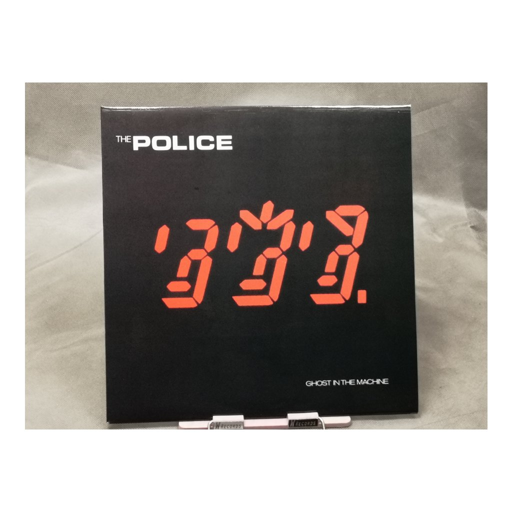 The Police – Ghost In The Machine