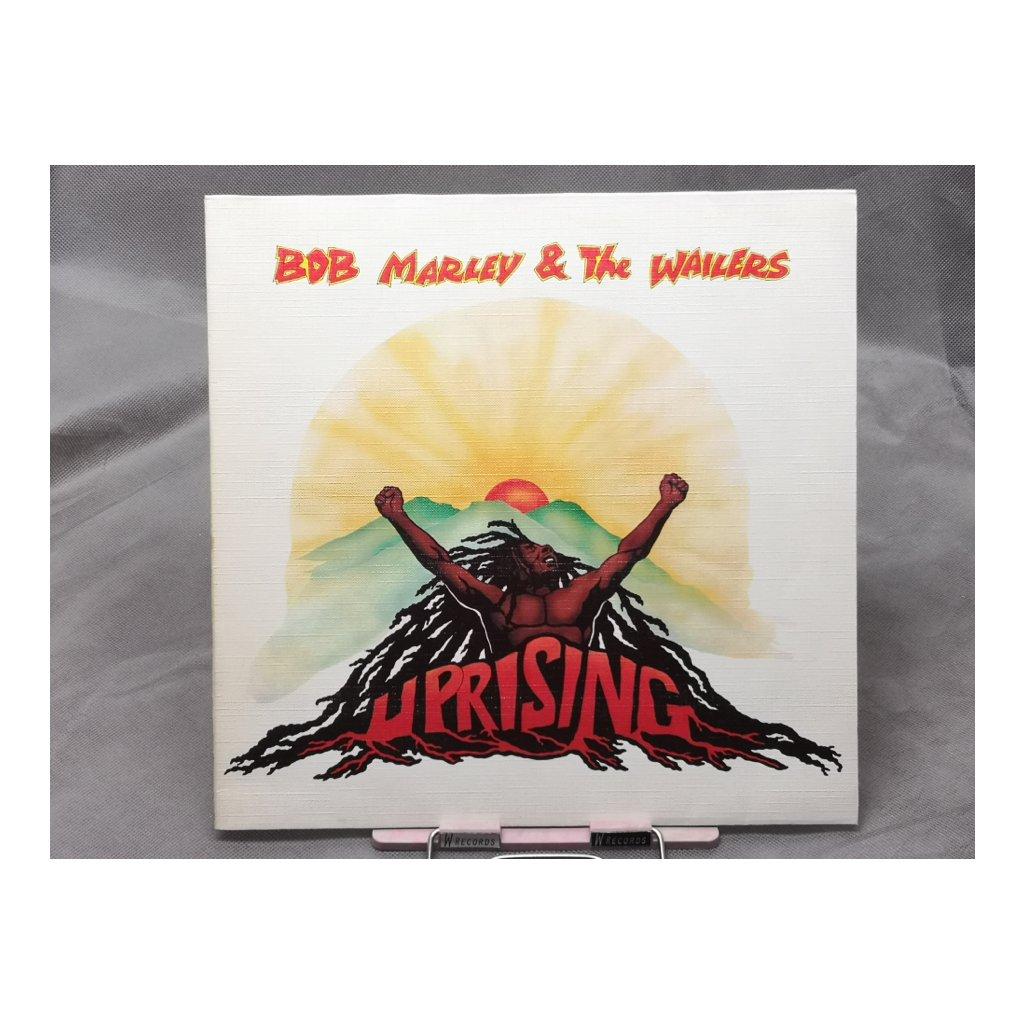 Bob Marley & The Wailers – Uprising LP