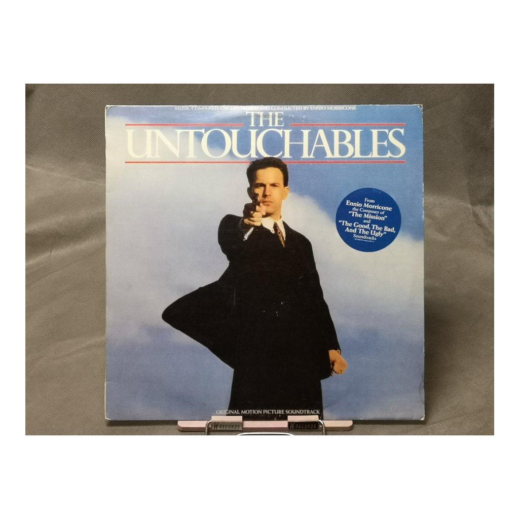 Ennio Morricone – The Untouchables (Original Motion Picture Soundtrack) LP