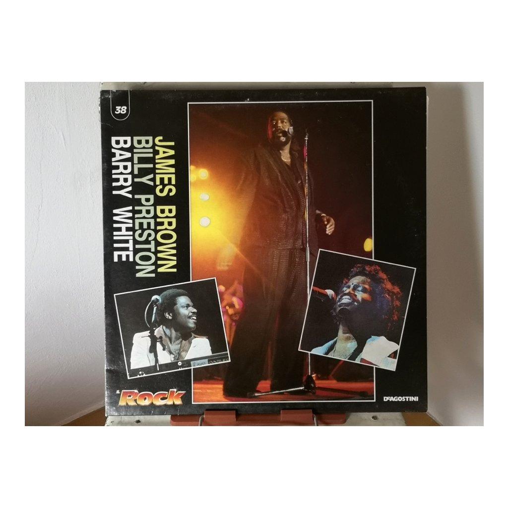 James Brown / Billy Preston / Barry White – James Brown / Billy Preston / Barry White