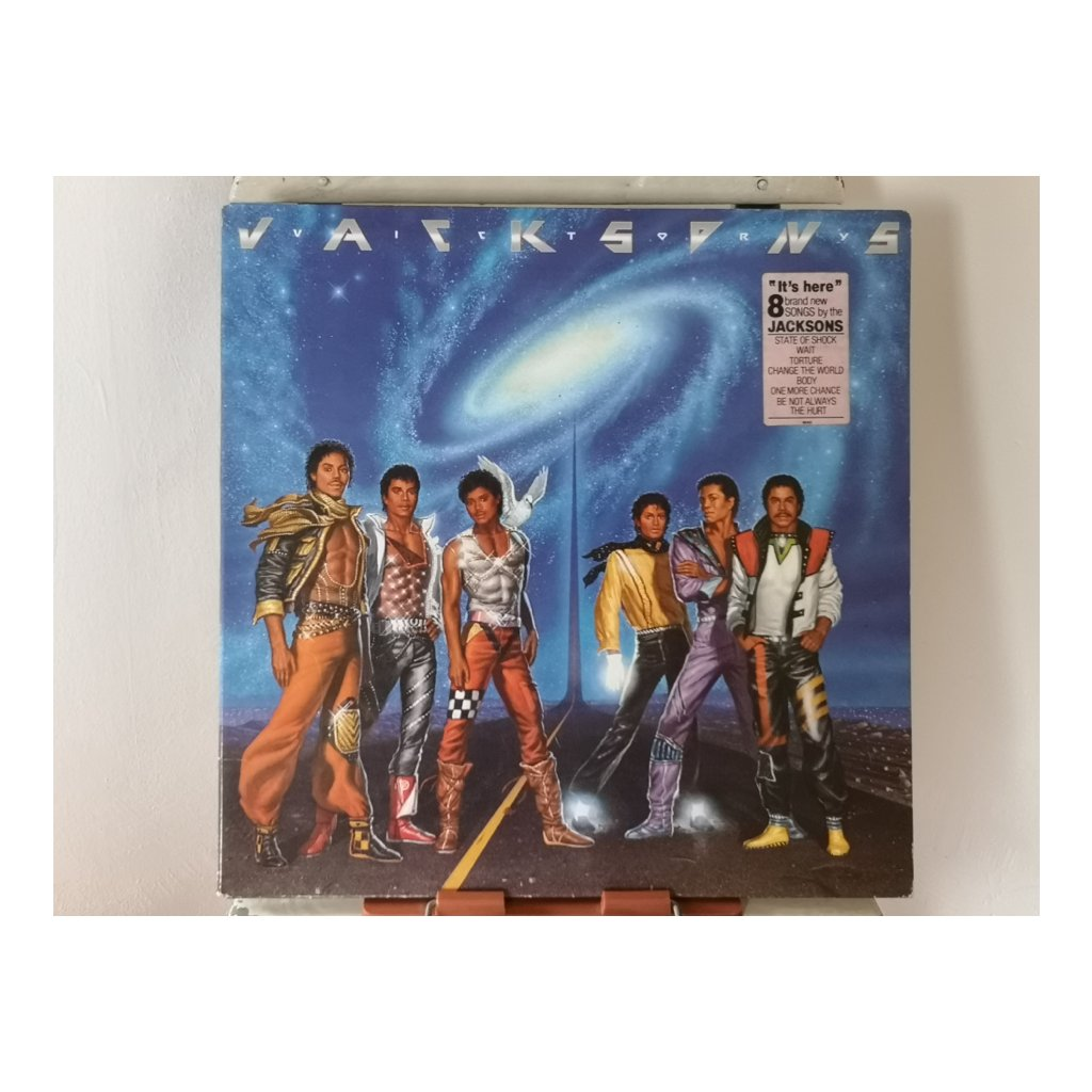 Jacksons, The – Victory