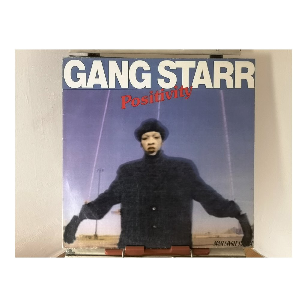 Gang Starr ‎– Positivity