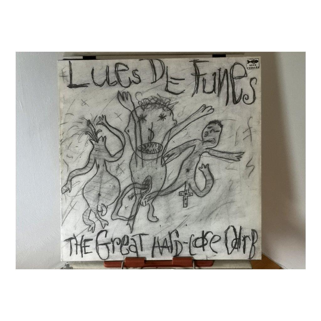 Lues De Funes – The Great Hard-Core Odrb