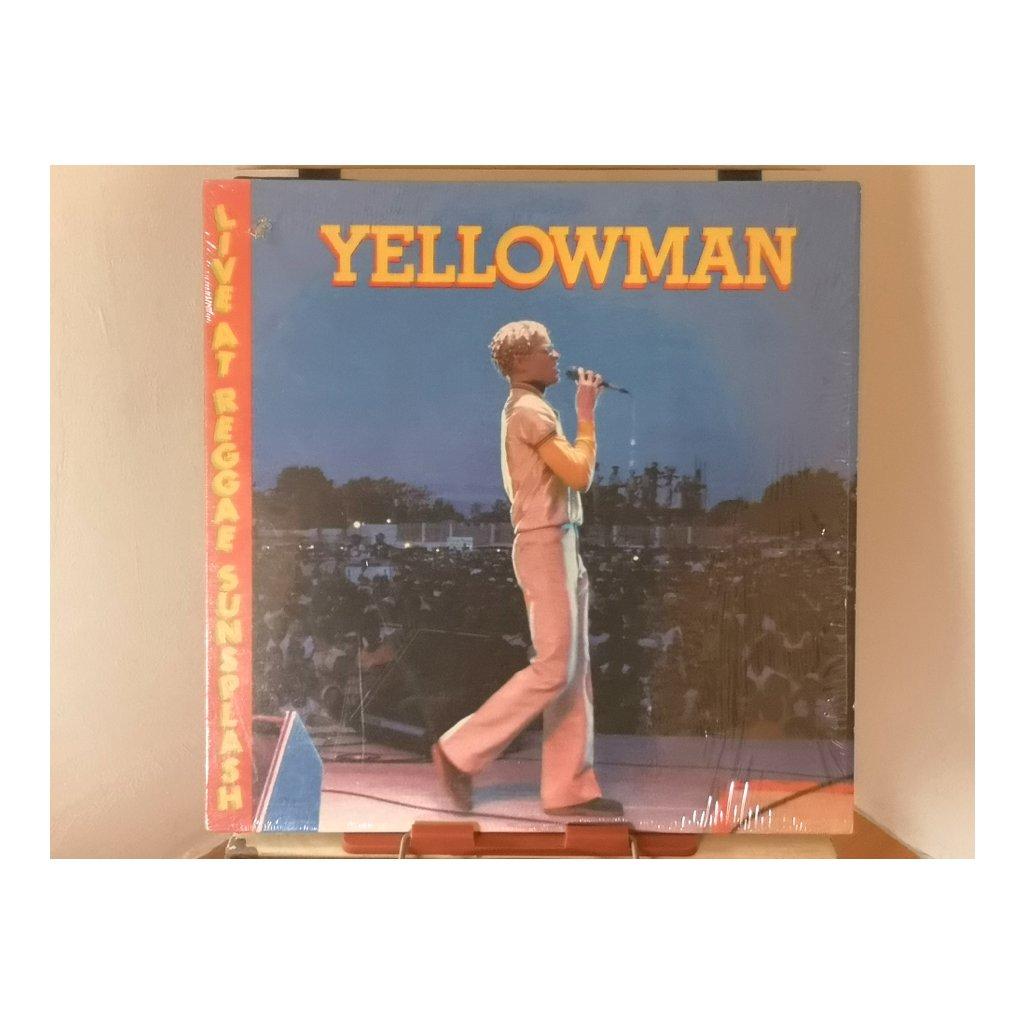 Yellowman – Live At Reggae Sunsplash