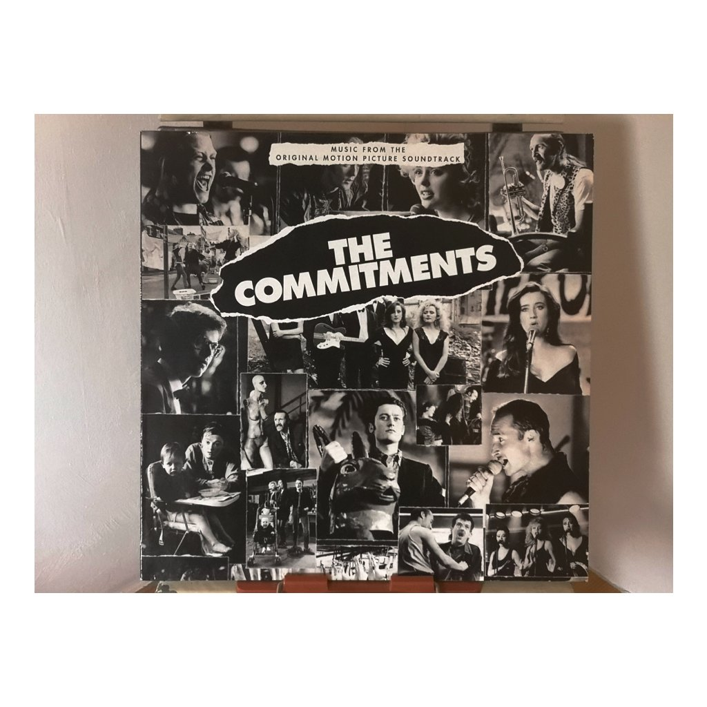 The Commitments ‎– The Commitments (Music From The Original Motion Picture Soundtrack)