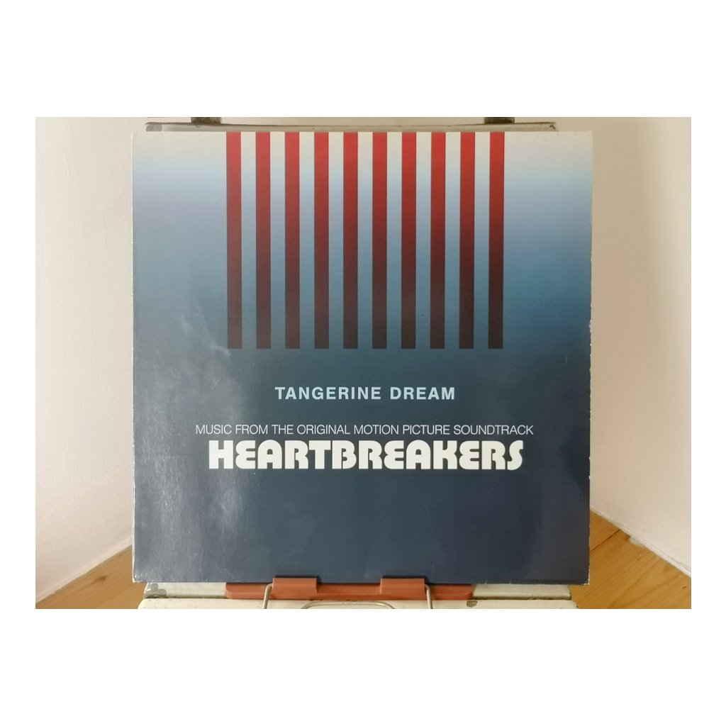 Tangerine Dream – Heartbreakers (Music From The Original Motion Picture Soundtrack)