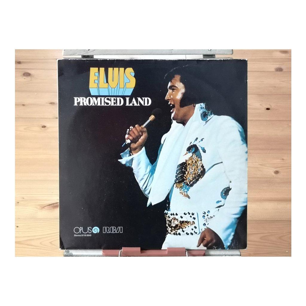 Elvis Presley – Promised Land