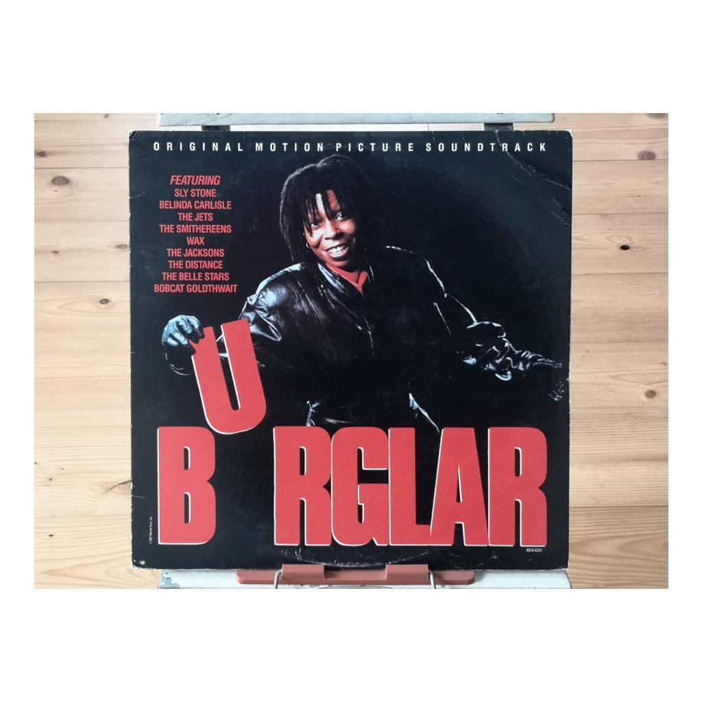 Various Artists – Burglar: Original Motion Picture Soundtrack