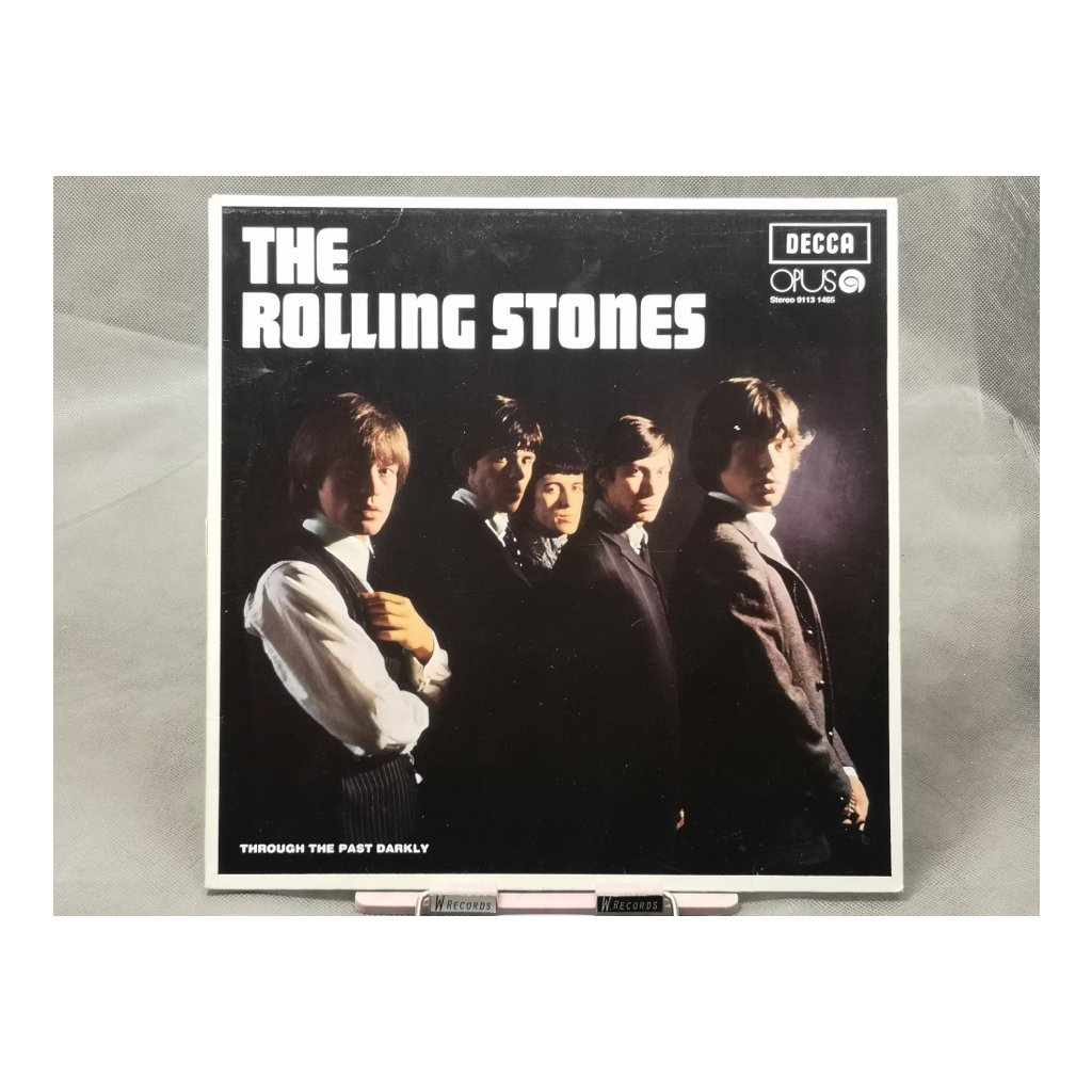 The Rolling Stones – Through The Past Darkly