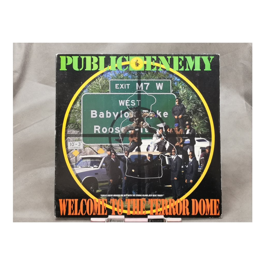 Public Enemy – Welcome To The Terrordome