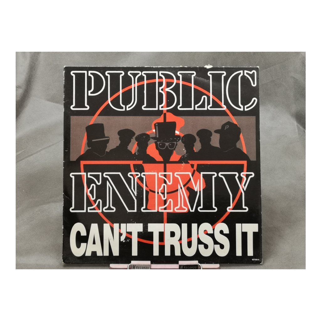 Public Enemy ‎– Can't Truss It
