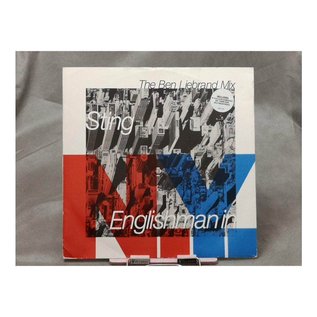 Sting – Englishman In New York (The Ben Liebrand Mix)