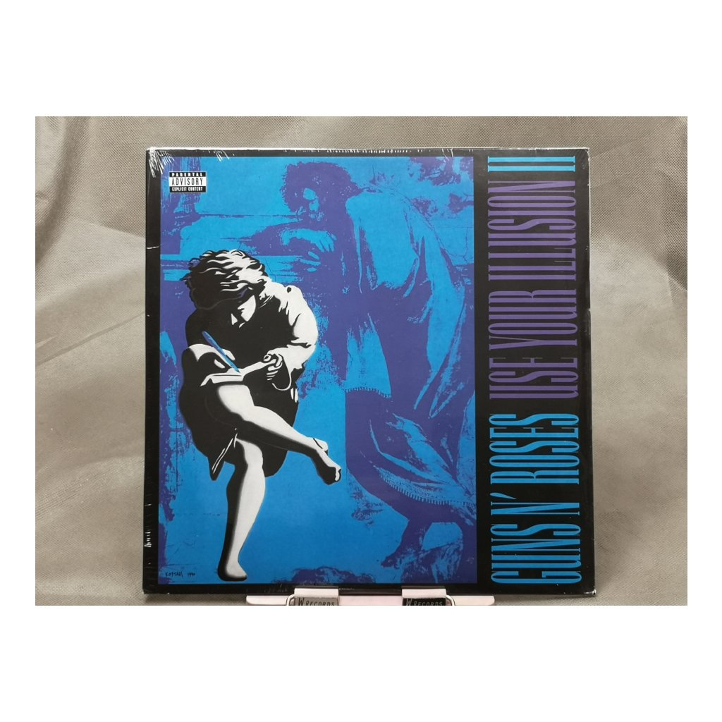 Guns N' Roses – Use Your Illusion II 2LP