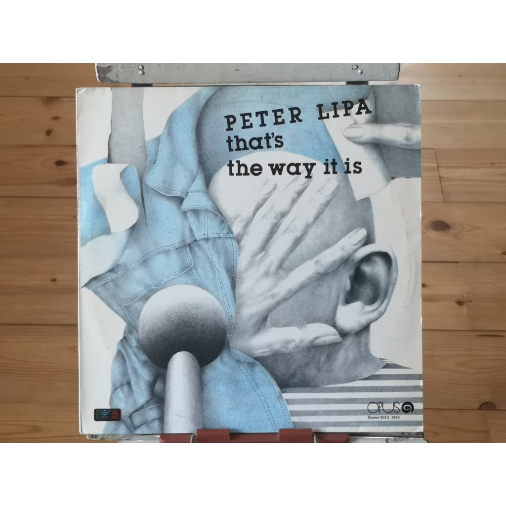 Peter Lipa – That's The Way It Is