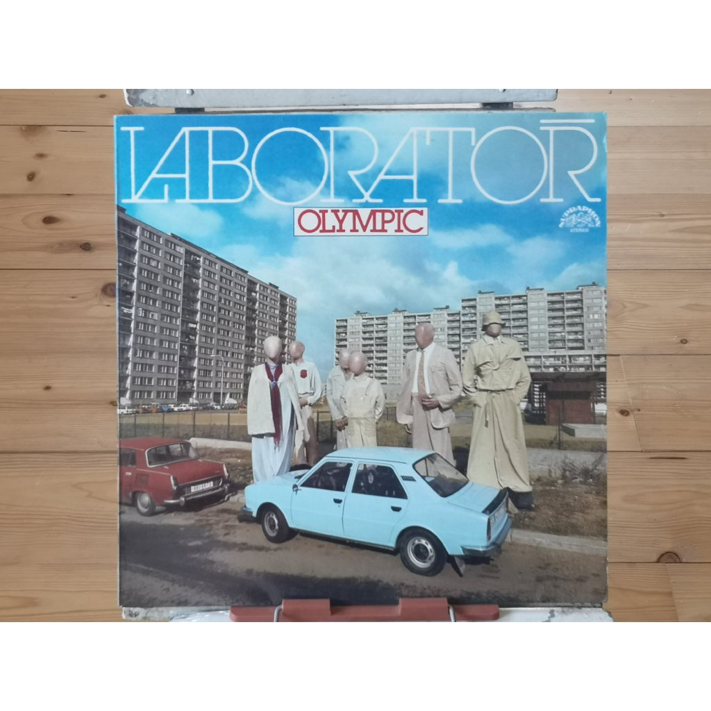 Olympic ‎– Laboratoř