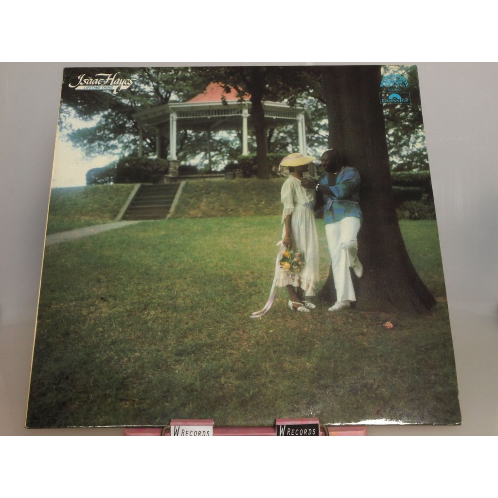Isaac Hayes - Lifetime Thing LP