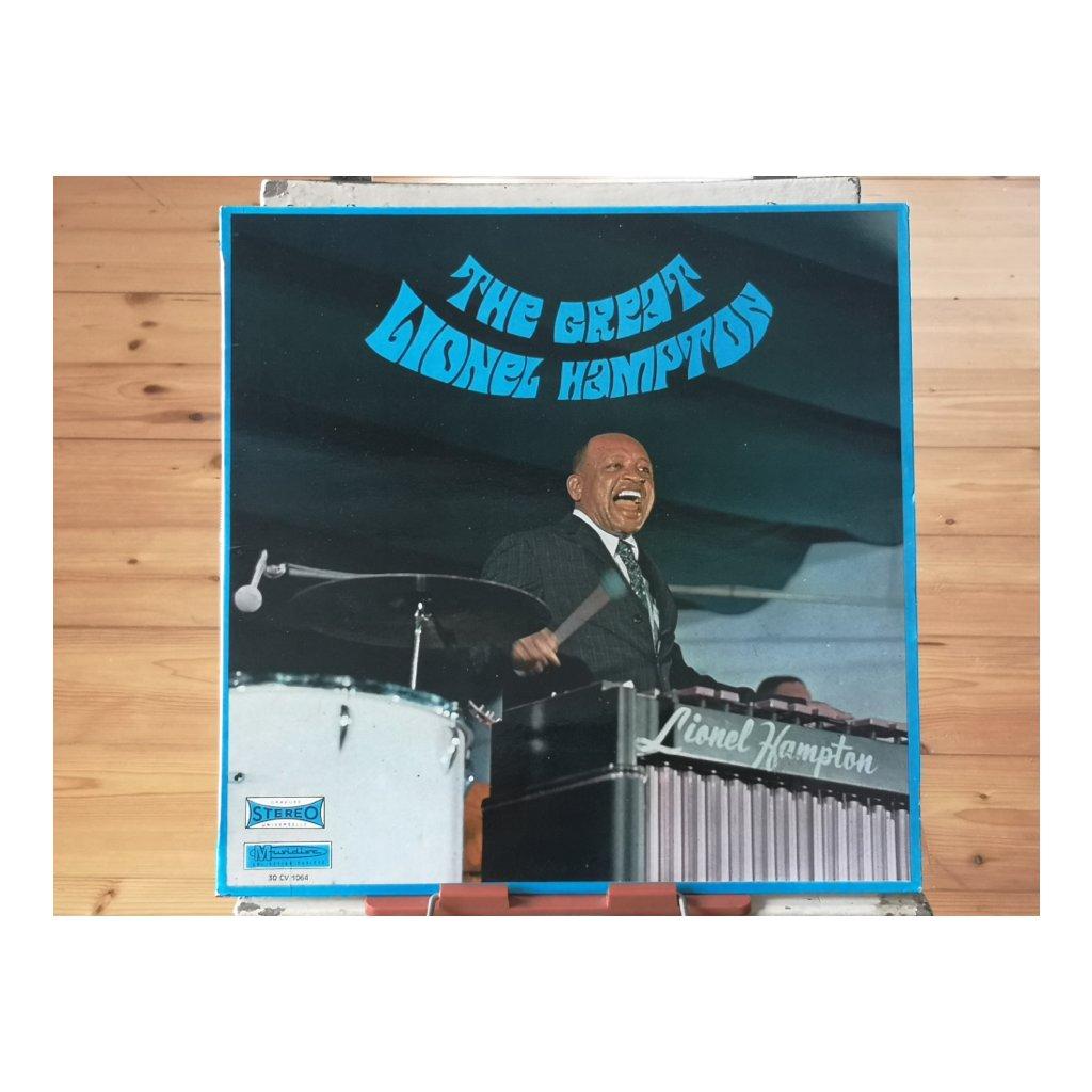 Lionel Hampton Et Son Sextette – The Great Lionel Hampton